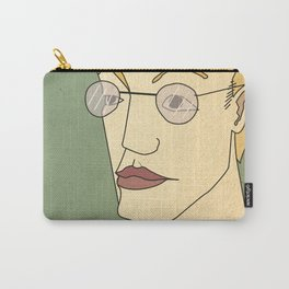 Geek culture / touch me, too Carry-All Pouch