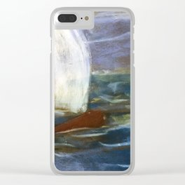 Canvas Miracles #pastel #Society6 #buyart Clear iPhone Case