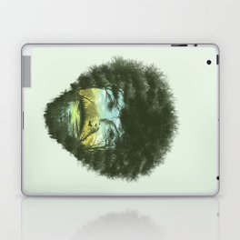 Happy Trees Laptop & iPad Skin