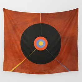 Hilma Af Klint - The Swan Wall Tapestry