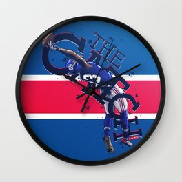 The Catch Wall Clock