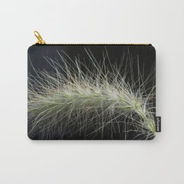 Feathertop Ornamental Grass Carry-All Pouch