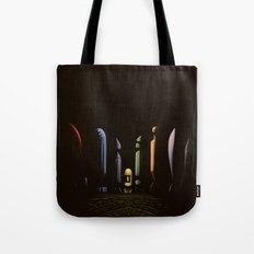 The Secret Symphony Tote Bag