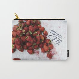 Strawberry Sale Carry-All Pouch