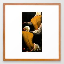 The Temptation of  Eve by Eve Framed Art Print