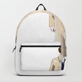 Man catwalk Backpack