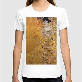 THE LADY IN GOLD - GUSTAV KLIMT T-shirt