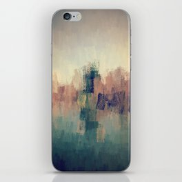 Paint collection iPhone Skin