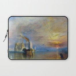 William Turner - The Fighting Temeraire Laptop Sleeve