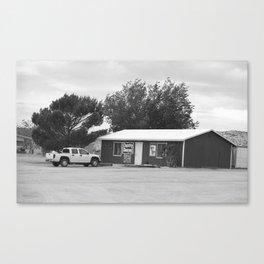 Route 66 - Bert's Country Dancing 2007 Canvas Print