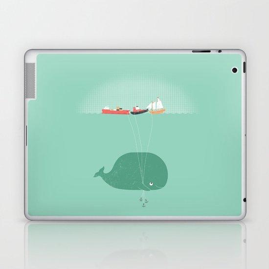 Whale Balloons  Laptop & iPad Skin