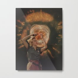 fixing the everything Metal Print