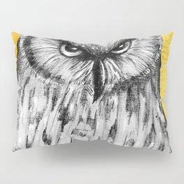 Totem - Eagle Owl Pillow Sham