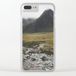 Fairy Pools, viii Clear iPhone Case