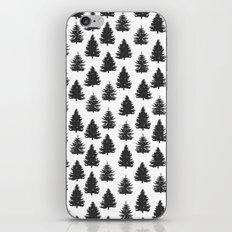 pine trees iPhone & iPod Skin