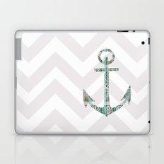 Tribal Anchor and Chevron  Laptop & iPad Skin