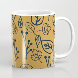Forest Floor Pop Coffee Mug
