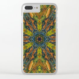 Bohemia Clear iPhone Case