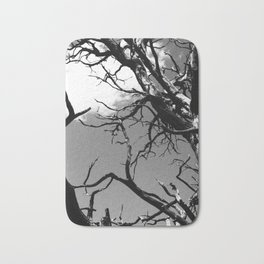 Rooted in the Sky Bath Mat