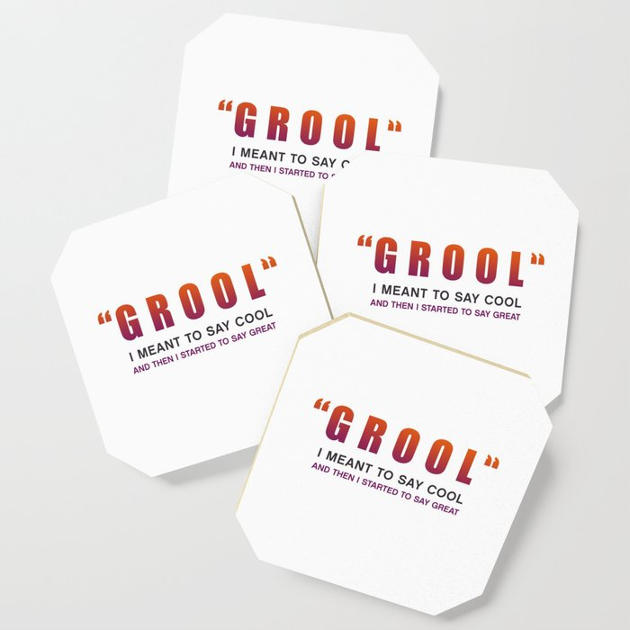 Grool quote from the movie mean girls coaster by allier society6 grool quote from the movie mean girls coaster reheart Choice Image