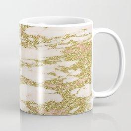 Troina rose gold marble Coffee Mug