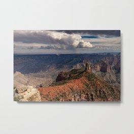 North_Rim Grand_Canyon, Arizona - II Metal Print