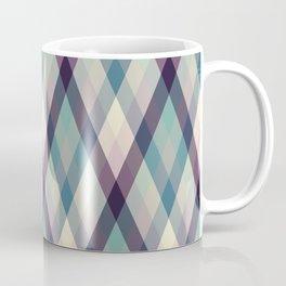 bleu blue purple violet graphic design Coffee Mug