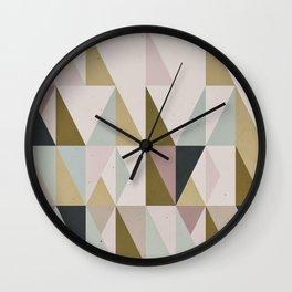 The Nordic Way XXV Wall Clock
