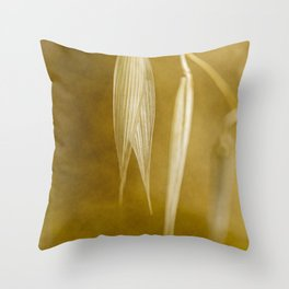 meadow banners #4 Throw Pillow