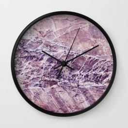 Natures Artwork Wall Clock