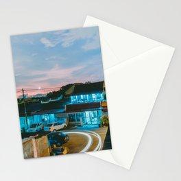 Lovely Suburb, Kuala Lumpur, Malaysia Stationery Cards
