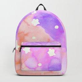 Starry Sky Raspberry Milkshake Backpack
