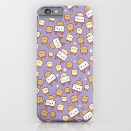 Space Toast iPhone Case