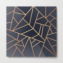 Copper and Midnight Navy by elisabethfredriksson