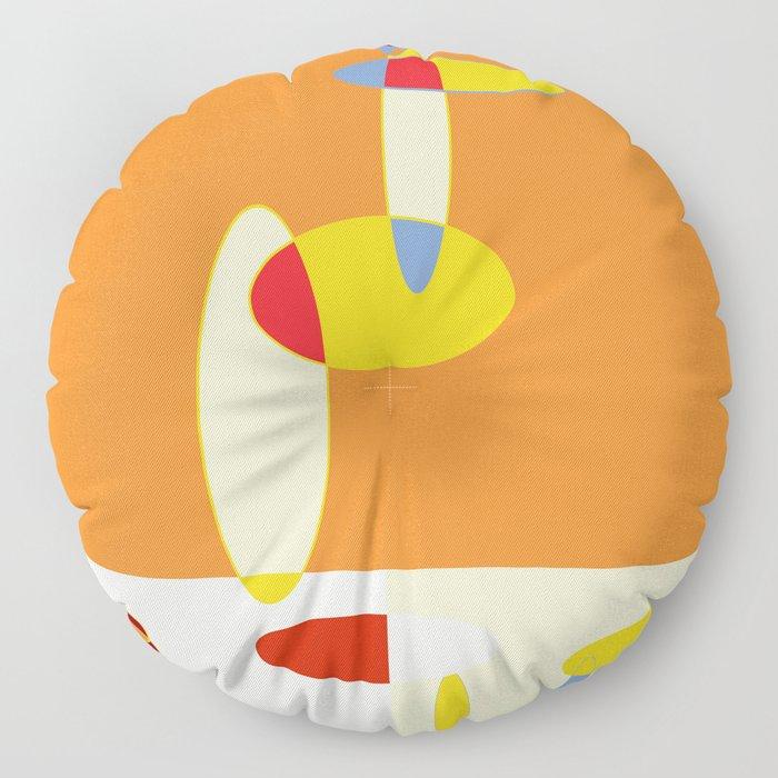 The Goose Floor Pillow
