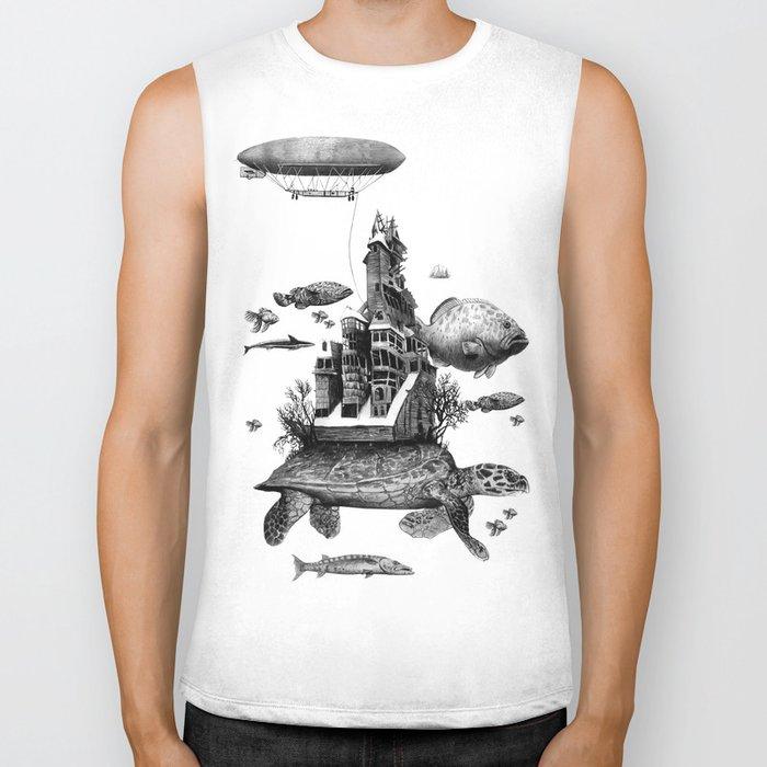 turtleII Biker Tank