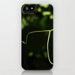 wild grape vine iPhone Case