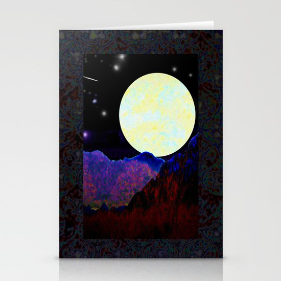 Valley of the Moon Stationery Cards