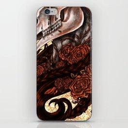 Saturnine iPhone Skin