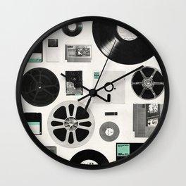 Data Wall Clock