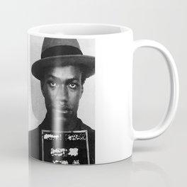 Malcolm X Mugshot Coffee Mug