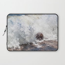 Coconut Overtaken Laptop Sleeve