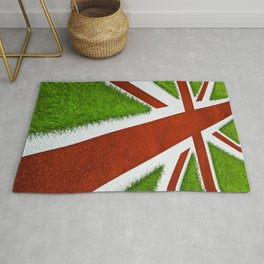 UK track and field Rug