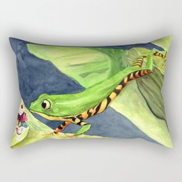Sundae in the Canopy Rectangular Pillow