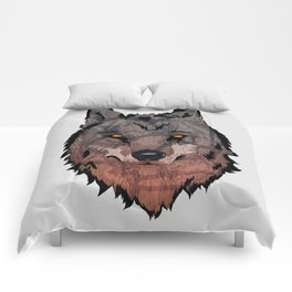 Wolf Mother Comforters