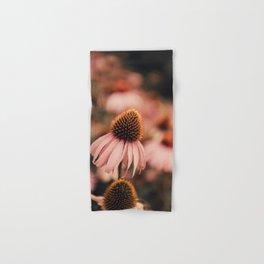 echinacea flowers Hand & Bath Towel