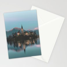 Bled, Slovenia III Stationery Cards