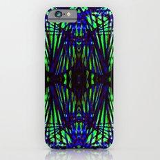 Blue jungle Slim Case iPhone 6s