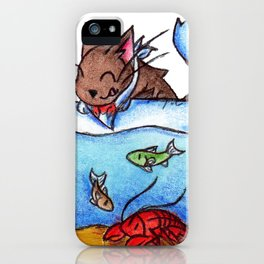 Fishy Friday iPhone Case