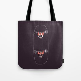 Heavyweight Skateboarding Tote Bag